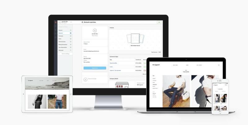 Een LightSpeed webshop starten