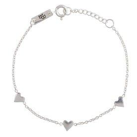 Lennebelle Petites daughter You are loved for eternity – bracelet - zilver