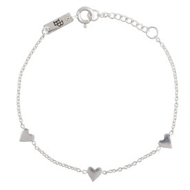 Lennebelle Petites mother You are loved for eternity –  bracelet - zilver