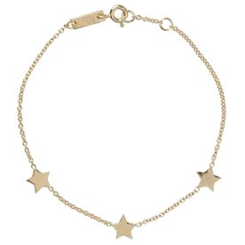 Lennebelle Petites mother You are my shining star – bracelet - goud