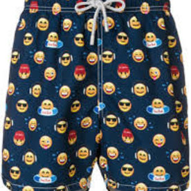 MC2 Saint Barth Kids classic swim short EMOTION
