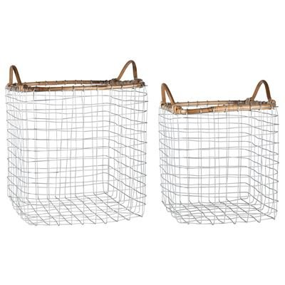IB Laursen Korb Set Bambus