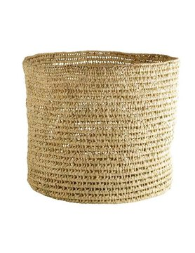Tinekhome palm leaves Basket L