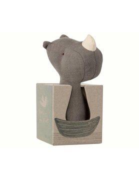 Maileg Rhino Rattle