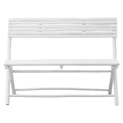 Lene Bjerre Bamboo Bank white