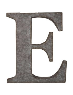 IB Laursen Letter E