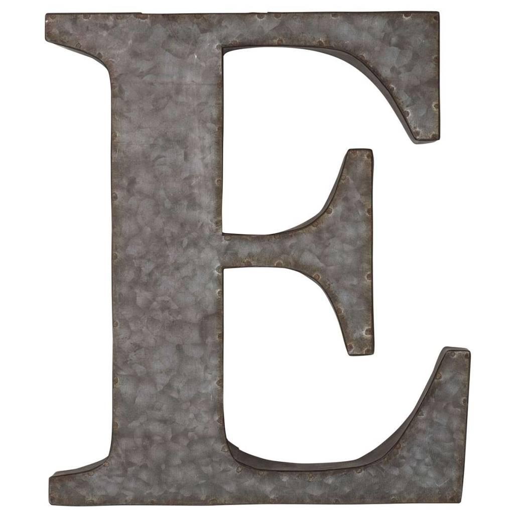 IB Laursen Buchstabe E