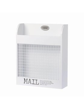Riverdale Mailbox weiss