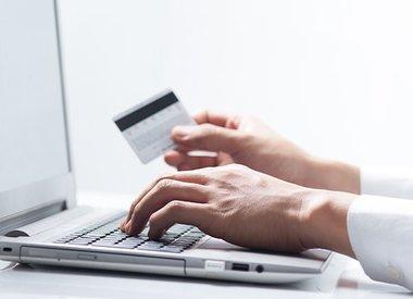Aanvaard online betalingen