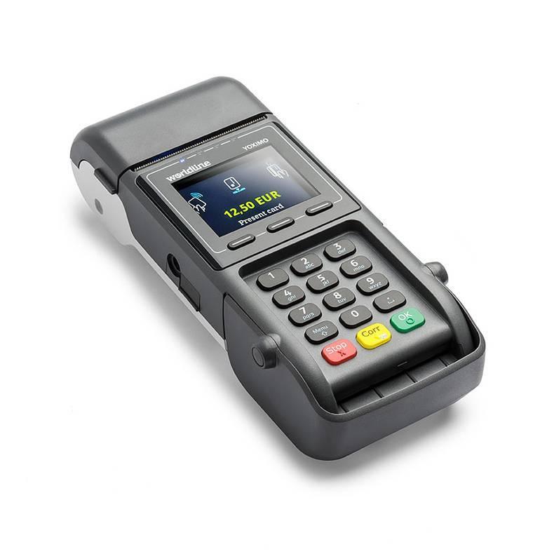 Complete m-Start Debit, uw Bancontact-Pack met een mobiele terminal