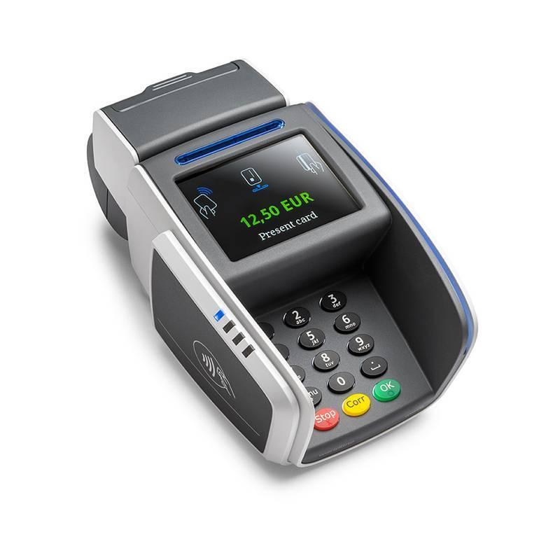 Complete Start Debit, votre Pack Bancontact avec un terminal de comptoir