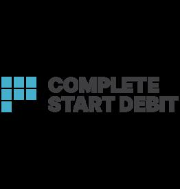 Debit-Pack met een toonbankterminal