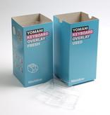 Kit de base films  (144 films en plastique, incl. 4 boîtes de rangement)