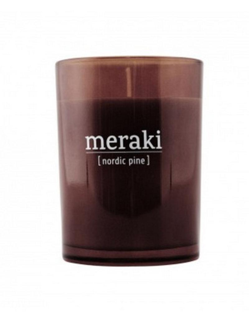Meraki Scented candle - Nordic pine