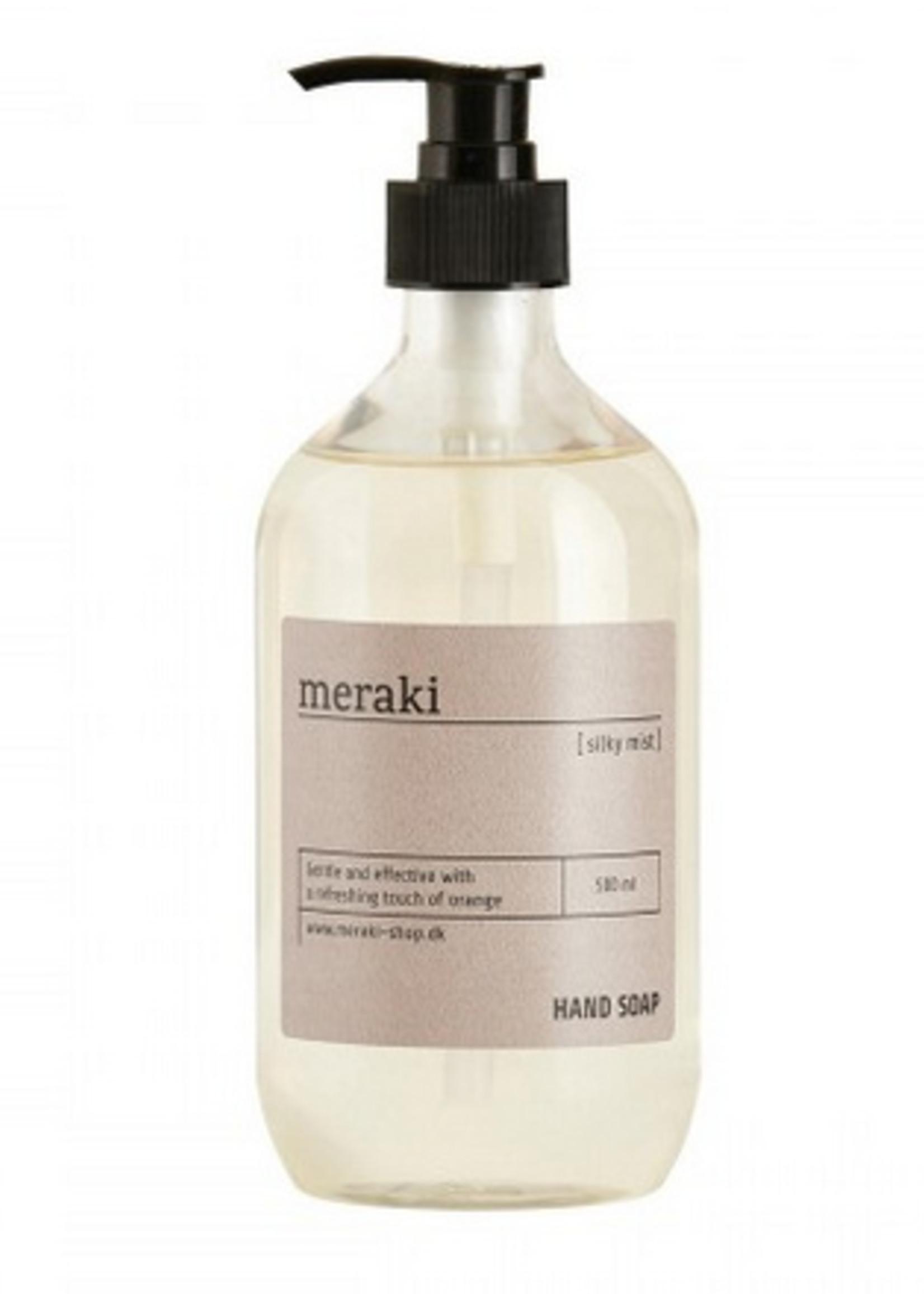 Meraki Hand soap - Silky mist