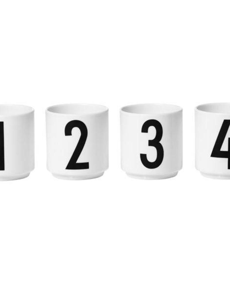 Design Letters Espresso Cups