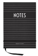 Design Letters Note Book