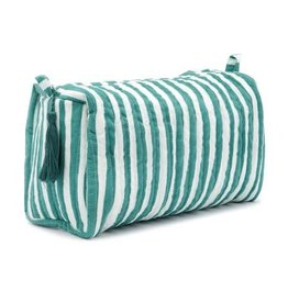 Anna + Nina Striped Wash Bag