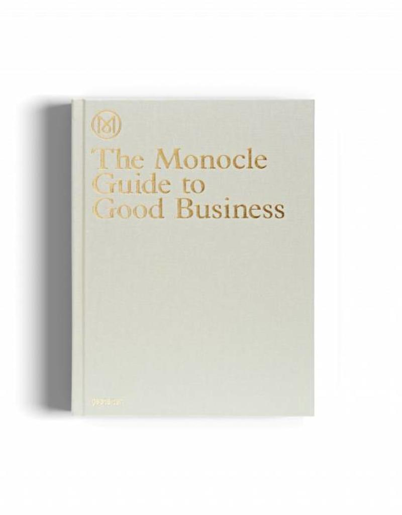 Gestalten Monocle Guide to do Good Business