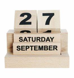 Monograph Calendar block