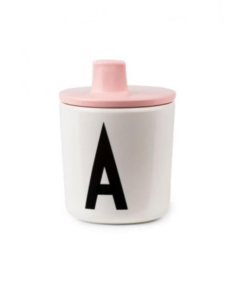 Design Letters Drink Lid (various colours)