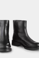 Ivylee Gina- Zip Boot - Black