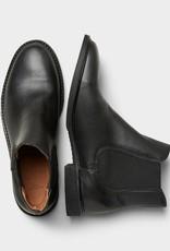 Selected Femme Chelsea  Boot Black