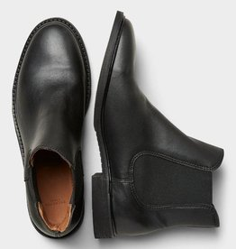 Selected Femme Chelsea  Boot Black