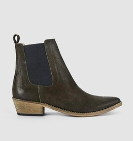 Ivylee Stella ankle boot - Khaki
