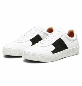 Selected Femme Black and White Sneaker