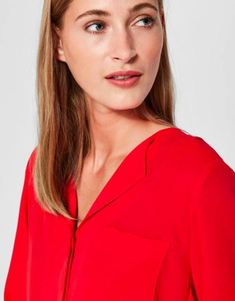 Selected Femme Dynella Blouse