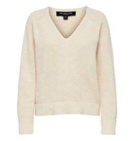 Selected Femme V-Neck Sweater