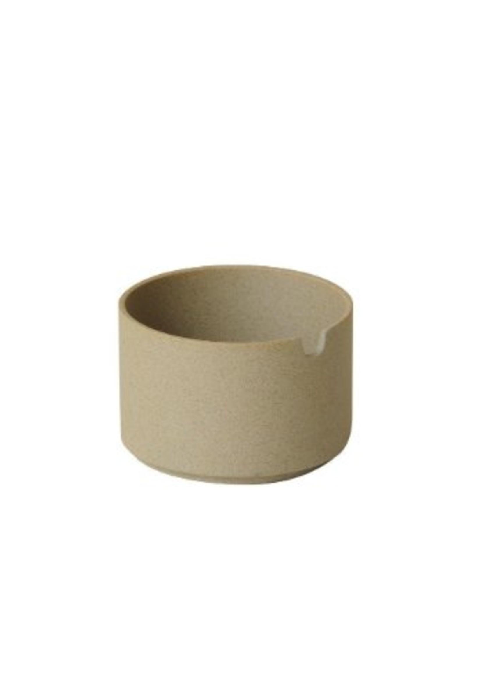 Hasami Sugar Cup - Natural HP017