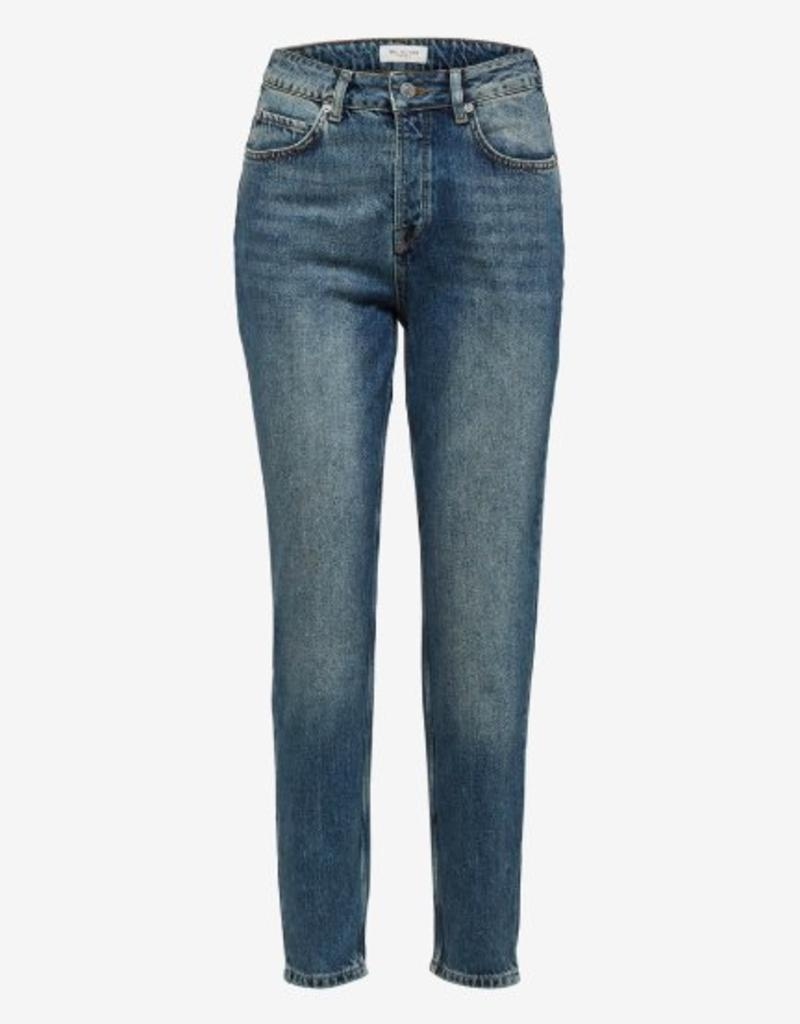 Selected Femme Mom Jeans