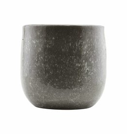 House Doctor Planter Earth Grey