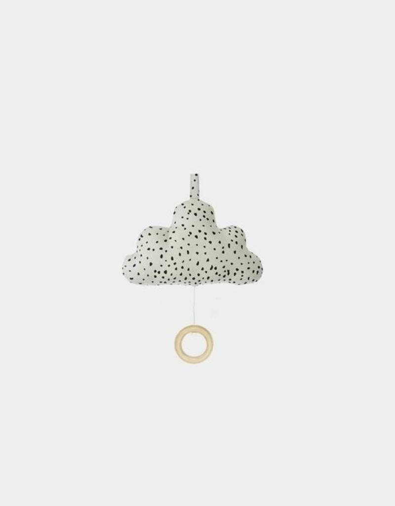 Ferm Living Cloud Music Mobile - Mint Dot
