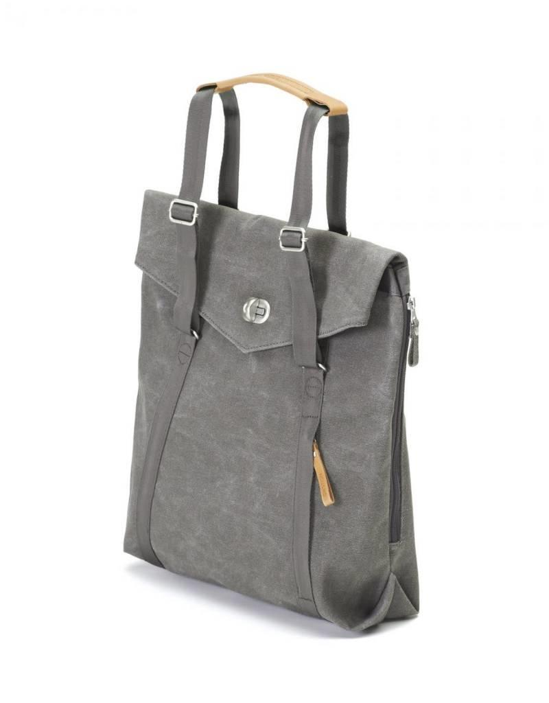 QWSTION Tote washed grey
