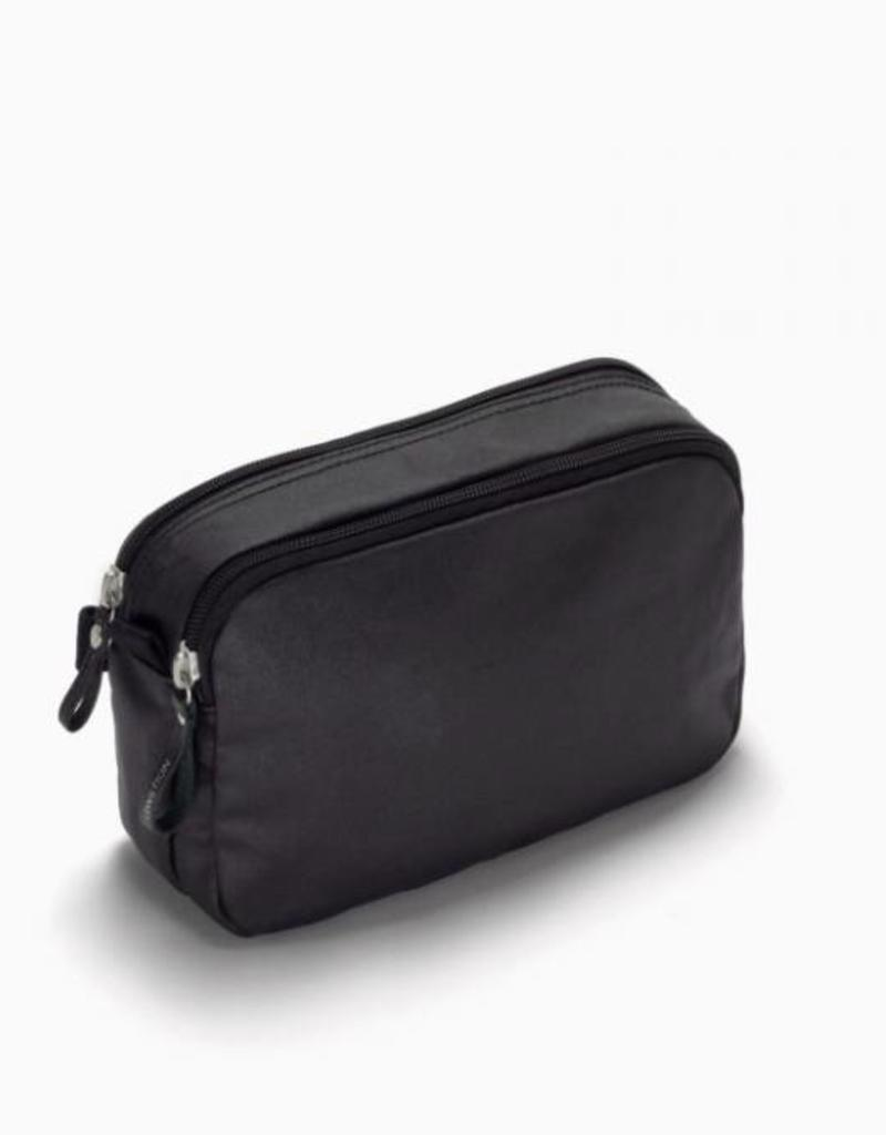 QWSTION Hip Bag organic jet black