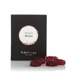 Vinoos by AMS Wine gums Merlot