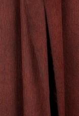 Bufandy Alpaca Shawl  FABIAN  Maroon Clay
