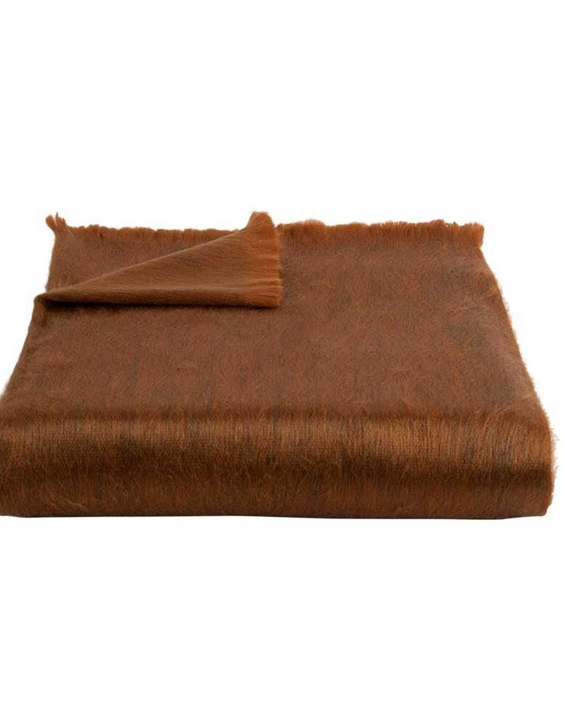 Bufandy Alpaca shawl FABIAN Bronze