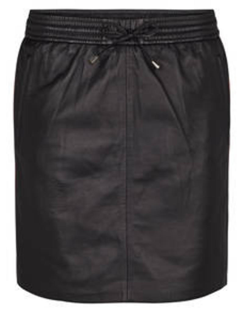 Second Female Ivana Leather skirt