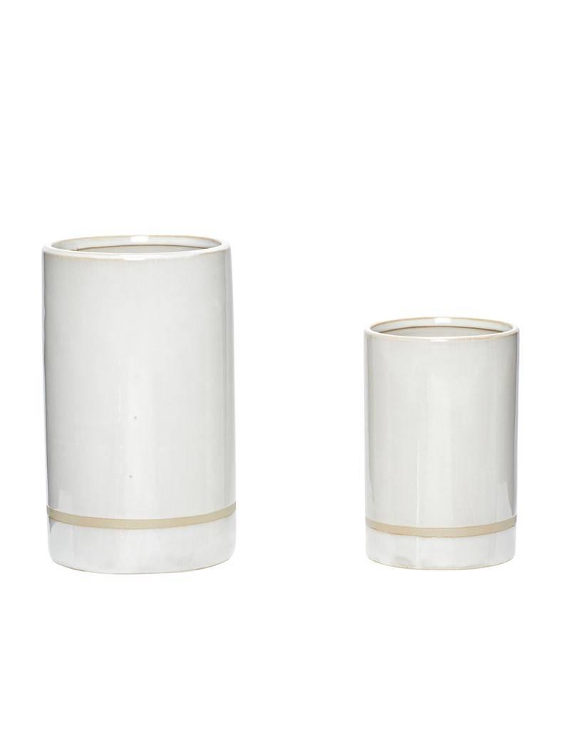 Hubsch Pot, Ceramics, Medium