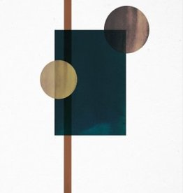 Paper Collective Print Shapes of Colour 04 - 50x70