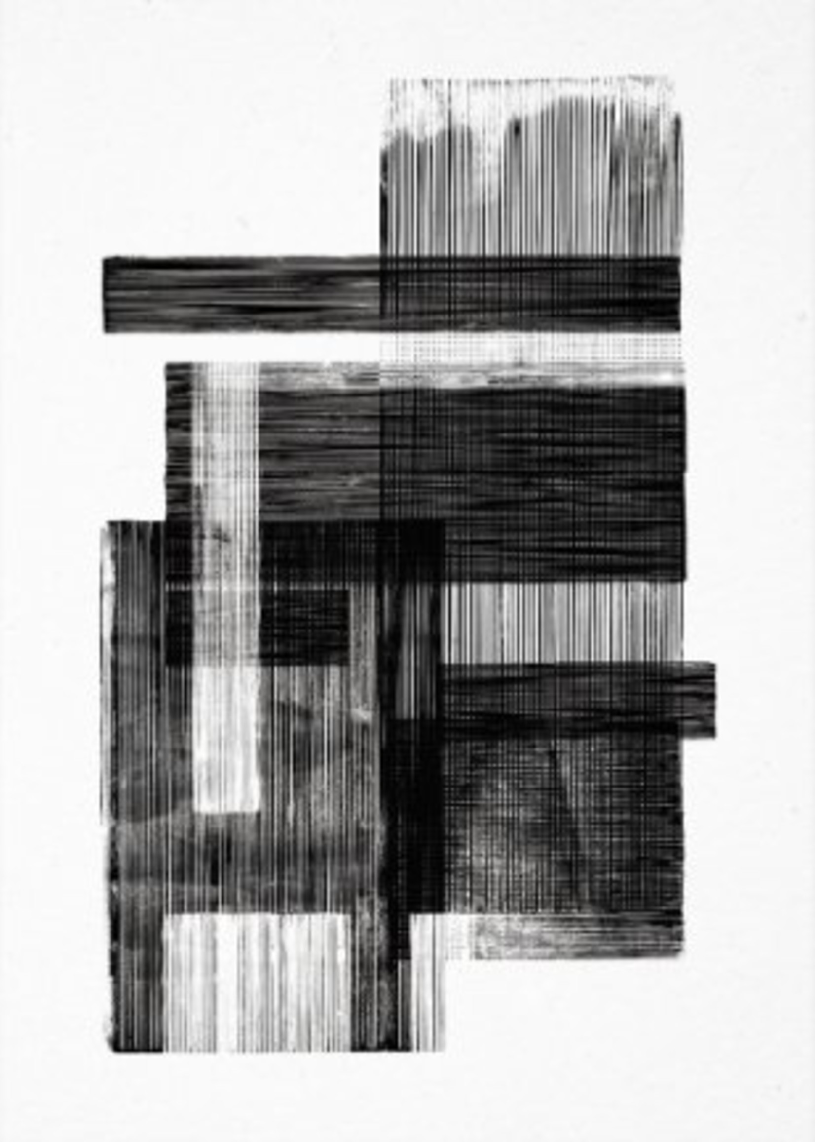 Paper Collective Print Midnight 02 30x40
