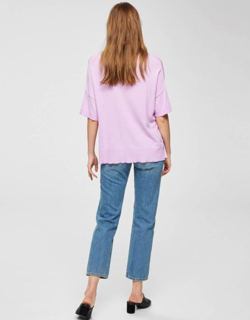 Selected Femme Wille knit o-neck