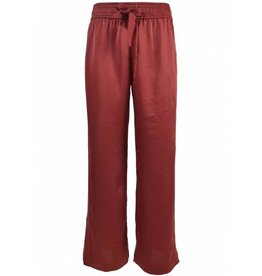 Second Female Yva Trousers Cabernet