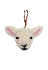 Doing Goods Woolly Lamb Cub Hanger