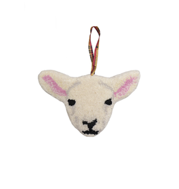 Doing Goods Woolly Lamb Cub Hanger