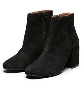 Selected Femme Sana suede boot